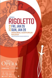 Verdi - Rigoletto @ Memorial Auditorium | Raleigh | North Carolina | United States