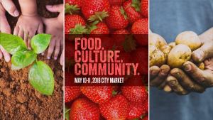 Thrive NC Food Festival @ City Market | Raleigh | North Carolina | United States