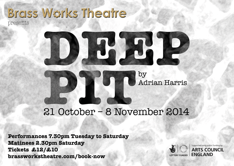 Deep Pit by Adrian Harris
