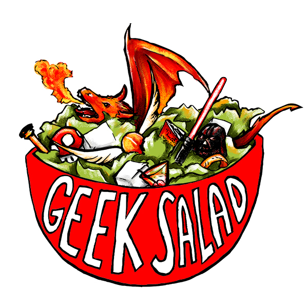 Up the Antics presents Geek Salad