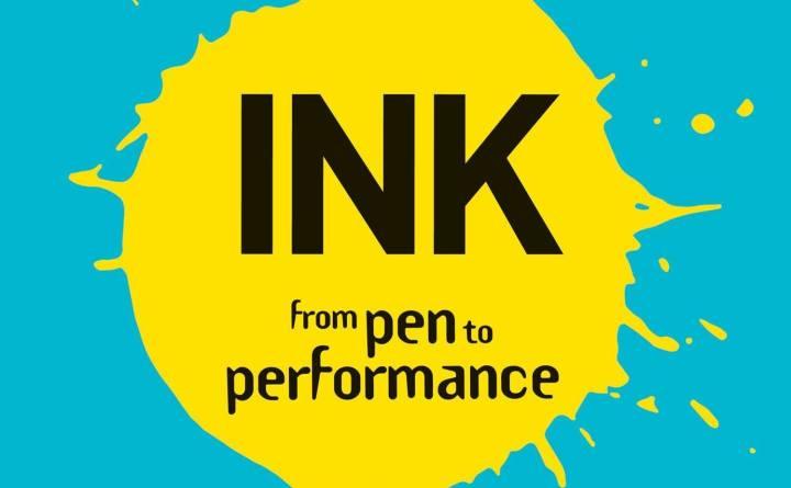 INK Festival logo