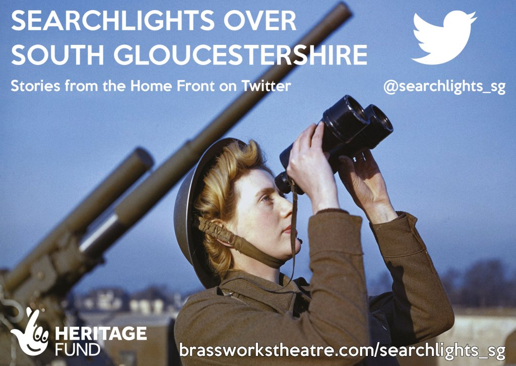 Searchlights Over South Gloucestershire