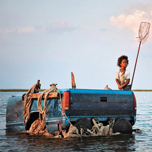 Beasts of the Southern Wild follows the odyssey of little Hushpuppy as she answers her questions and solves the problems that hassle her.<br>Courtesy of Fox Searchlight Pictures