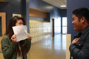 """Many boys feel obligated to say """"yes"""" when asked to Sadie's, but they should think twice before giving an answer.Photo Credit: Jacob Berroya"""