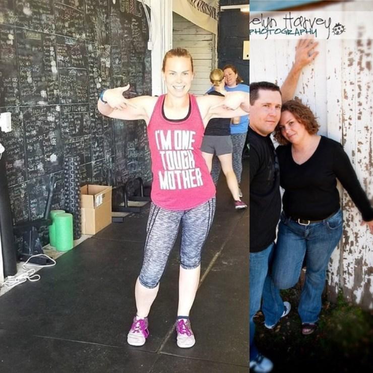 Amy Louttit Transformation