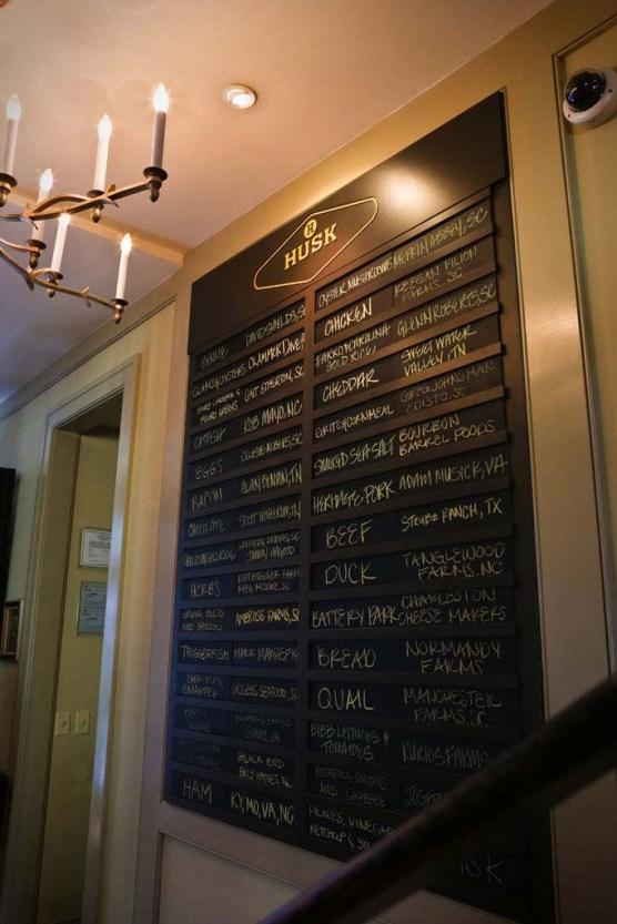 Charleston, SC Husk Restaurant