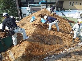 宋徳建設 建築工事 宮津市重要文化的景観整備工事(傘松ケーブル)