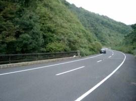 宋徳建設 道路工事 浜丹後線緊急地方道整備工事