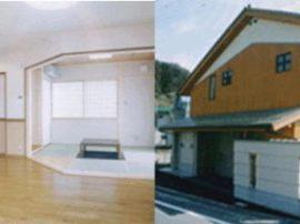 宋徳建設 伊根町診療所医師住宅建築工事
