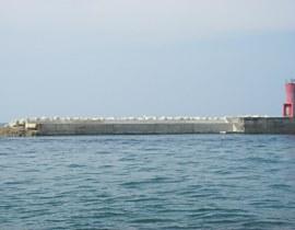 宋徳建設 海洋工事 久美浜港 港湾統合補助工事