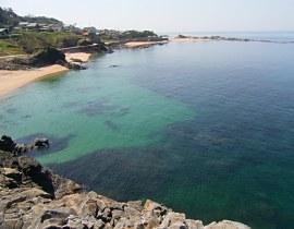 宋徳建設 海洋工事 後ヶ浜海岸侵食対策工事
