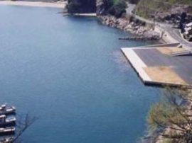 宋徳建設 海洋工事 島陰漁港漁場機能高度化工事