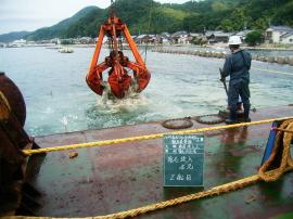 宋徳建設 海洋工事
