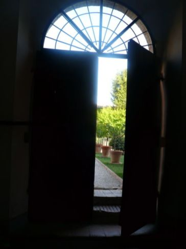 Sant Anna De Camprena Agriturismo Path