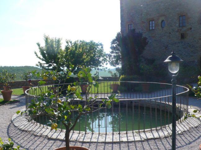 Sant Anna De Camprena Agriturismo Pool