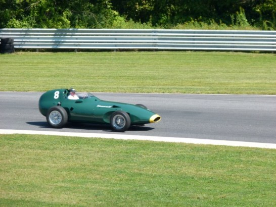 Lime rock vintage car races