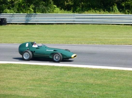 Lime rock vintage car races