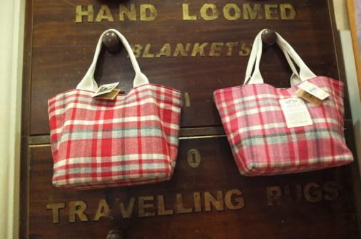 souvenir shopping Dublin Avoca bags