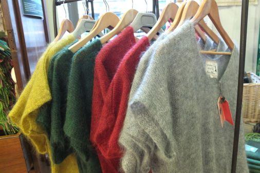 souvenir shopping Dublin Avoca sweaters