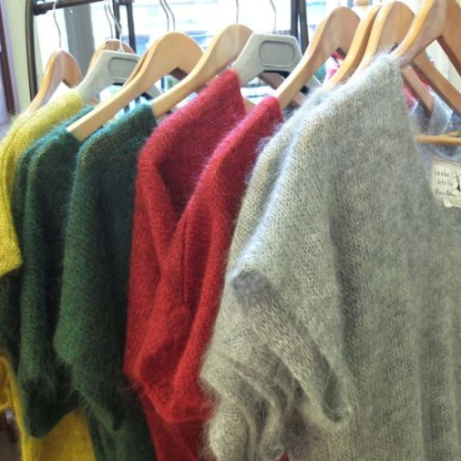 souvenir shopping Dublin Avoca sweaters