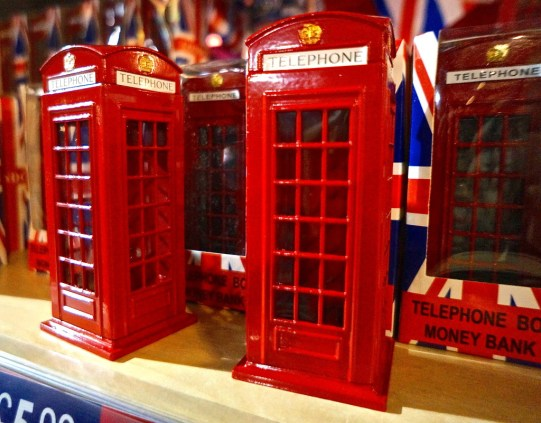telephone box bank toy car toy mini cooper london unique gift souvenir