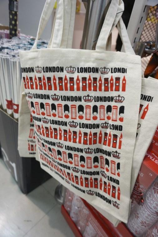 gift london primark souvenir british tote