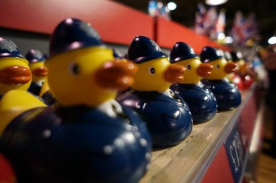 police rubber ducks london unique gift souvenir