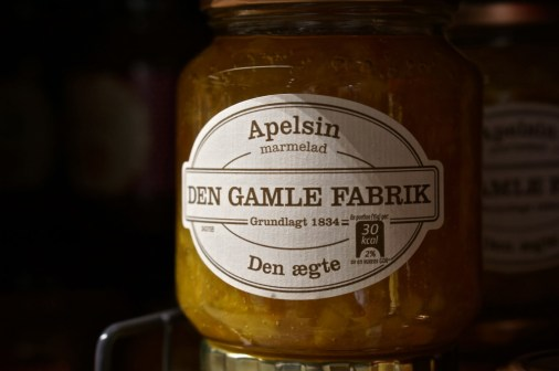 swedish apelsin (apple) compote
