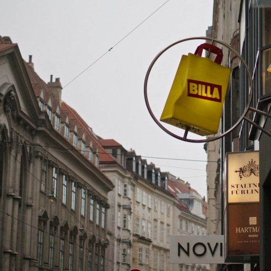 austrian grocery store supermarket