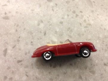 Kinder egg toy surprise car