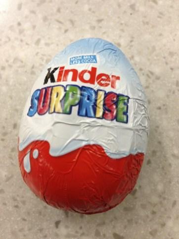 kinder surprise egg illegal us