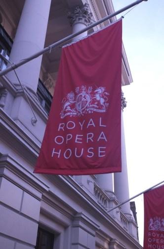 royal opera house london england convent garden