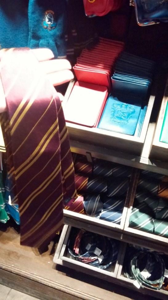 Harry Potter Ravenclaw Hogwarts tie