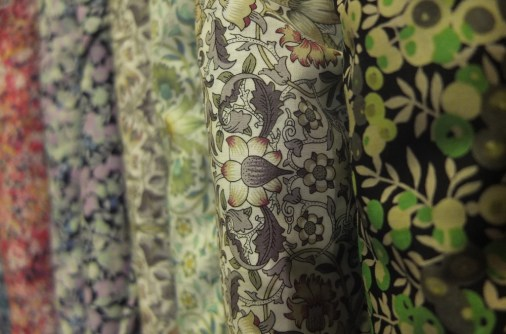 Liberty Art fabric prints tana lawn cotton