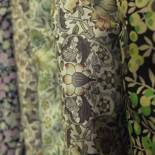 Liberty Art fabric prints tana lawn cotton