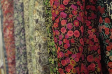 Liberty print tana lawn fabric liberty art fabric