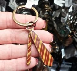 Harry Potter Ravenclaw tie key chain souvenir