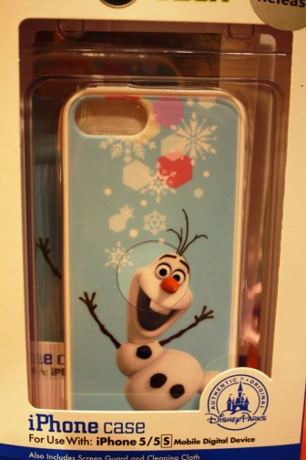 frozen snowman Olaf iphone case cover
