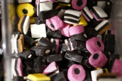 Swedish licorice candy food souvenir