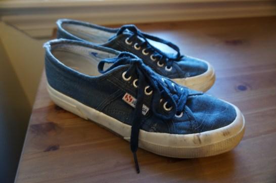 superga sneakers travel