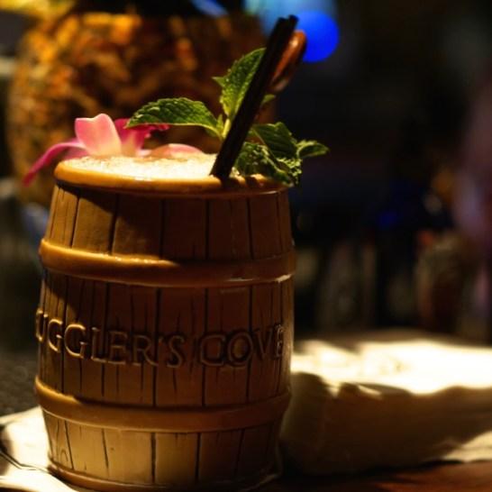 tiki drink smuggler's cove san francisco barrel