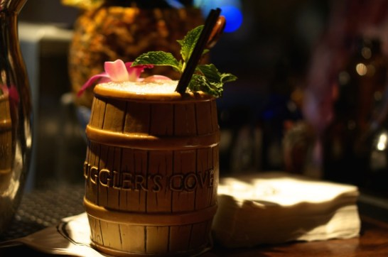 tiki drink smuggler's cove san francisco barrel