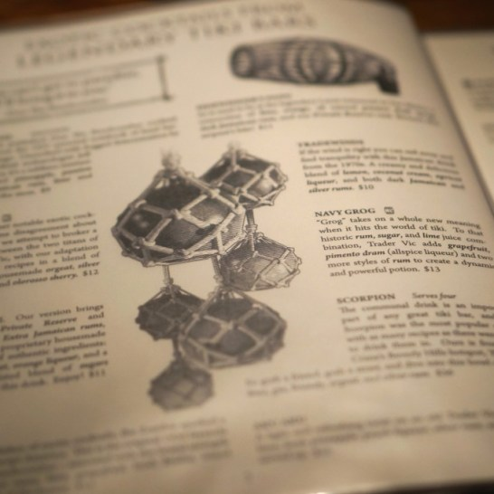 Smuggler's cove menu san francisco