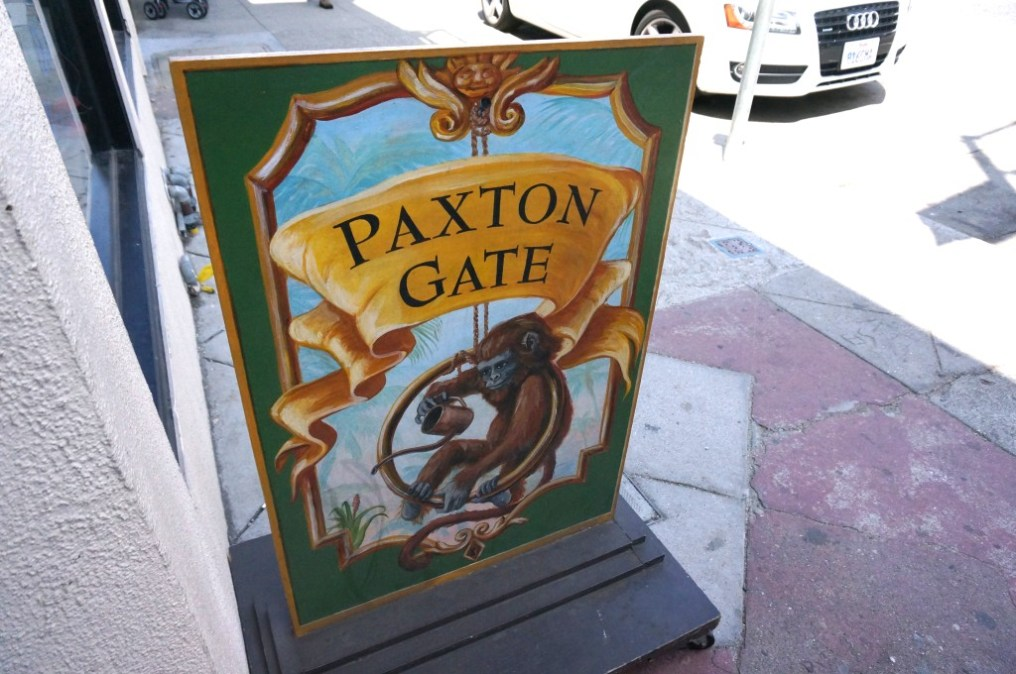 Paxton Gate Mission txidermy shop san francisco