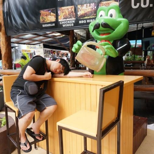 senor frogs playa del carmen fifth avenue mexico drinks