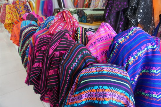 Playa del carmen fabric store best souvenir