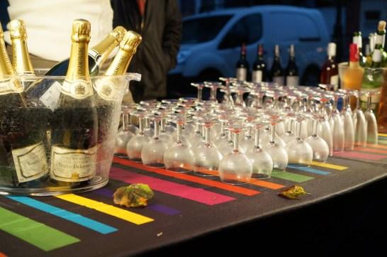 brussels belgium market chatelain food drink champagne