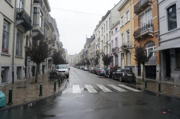 chatelain street ixelles quartier