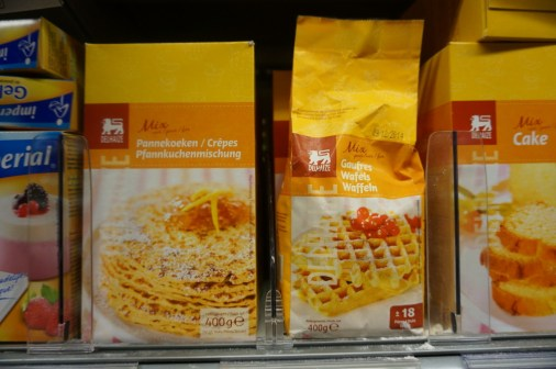Belgian Waffle mix Brussels