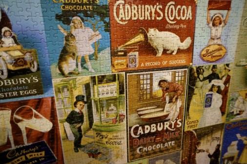 british sweets cadbury vintage